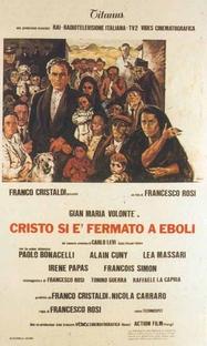 Cristo Parou em Éboli - Poster / Capa / Cartaz - Oficial 1