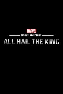 Curta Marvel: Todos Saúdem o Rei - Poster / Capa / Cartaz - Oficial 3
