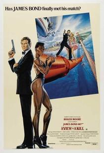 007 - Na Mira dos Assassinos - Poster / Capa / Cartaz - Oficial 5