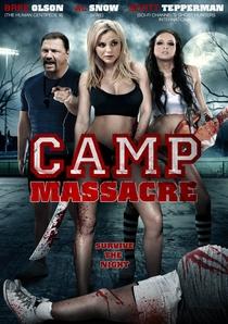 Camp Massacre - Poster / Capa / Cartaz - Oficial 1