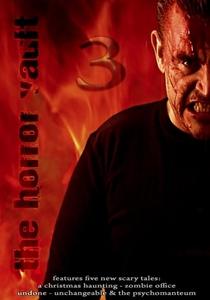 The Horror Vault 3 - Poster / Capa / Cartaz - Oficial 1