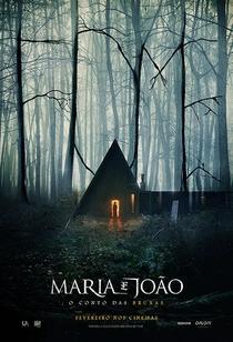Maria e João: O Conto das Bruxas - Poster / Capa / Cartaz - Oficial 1