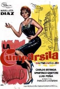 La cumparsita - Poster / Capa / Cartaz - Oficial 1