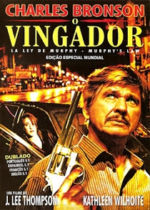 O Vingador - Poster / Capa / Cartaz - Oficial 3