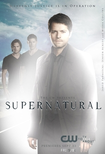 Sobrenatural (7ª Temporada) - Poster / Capa / Cartaz - Oficial 2