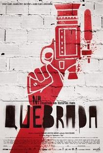 Na Quebrada - Poster / Capa / Cartaz - Oficial 1