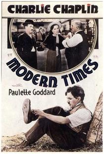 Tempos Modernos - Poster / Capa / Cartaz - Oficial 8