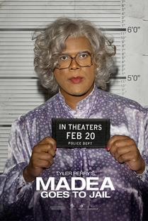 Madea Goes to Jail - Poster / Capa / Cartaz - Oficial 6