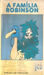 A Família Robinson - Poster / Capa / Cartaz - Oficial 1