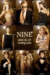 Nine - Poster / Capa / Cartaz - Oficial 2