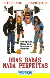 Duas Babás Nada Perfeitas - Poster / Capa / Cartaz - Oficial 2