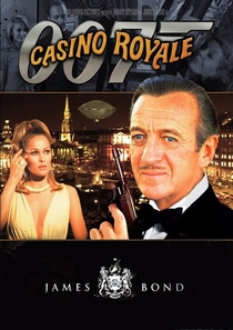 Cassino Royale - Poster / Capa / Cartaz - Oficial 5