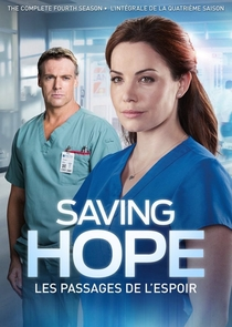 Saving Hope (4ª Temporada) - Poster / Capa / Cartaz - Oficial 1