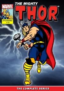 O Poderoso Thor - Poster / Capa / Cartaz - Oficial 2
