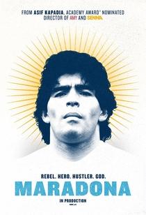 Diego Maradona - Rebelde, Herói, Vigarista e Deus - Poster / Capa / Cartaz - Oficial 1