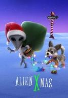 O X do Natal (Alien Xmas)