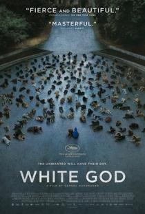 Deus Branco - Poster / Capa / Cartaz - Oficial 2