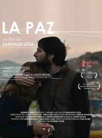 La Paz - Poster / Capa / Cartaz - Oficial 1