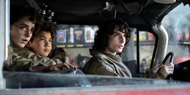 """Assista cena inédita de """"Ghostbusters: Mais Além"""""""