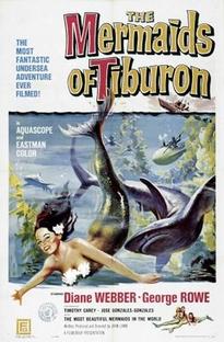 As Sereias de Tiburon - Poster / Capa / Cartaz - Oficial 1