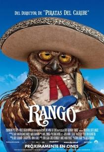 Rango  - Poster / Capa / Cartaz - Oficial 8