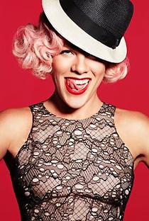 Pink - Poster / Capa / Cartaz - Oficial 2