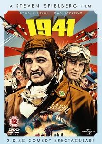 1941 - Uma Guerra Muito Louca - Poster / Capa / Cartaz - Oficial 5