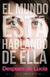 Depois de Lúcia - Poster / Capa / Cartaz - Oficial 7
