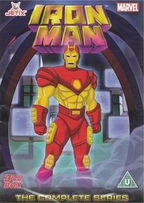 Homem de Ferro: A Série Animada (2ª Temporada) - Poster / Capa / Cartaz - Oficial 1