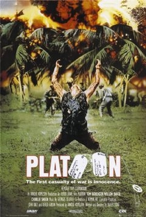 Platoon - Poster / Capa / Cartaz - Oficial 1