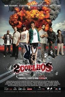 2 Coelhos - Poster / Capa / Cartaz - Oficial 2