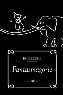 Fantasmagorie - Poster / Capa / Cartaz - Oficial 3