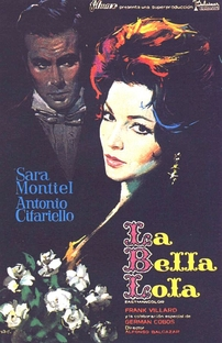 A Bela Lola - Poster / Capa / Cartaz - Oficial 1