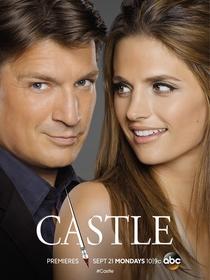Castle (8ª Temporada) - Poster / Capa / Cartaz - Oficial 1