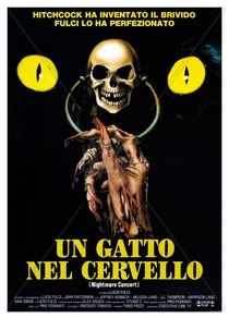 A Cat in the Brain - Poster / Capa / Cartaz - Oficial 2