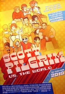 Scott Pilgrim vs. the Animation - Poster / Capa / Cartaz - Oficial 1