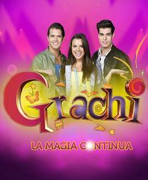 Grachi (3ª Temporada) - Poster / Capa / Cartaz - Oficial 6