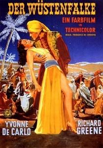 O Gavião do Deserto - Poster / Capa / Cartaz - Oficial 3
