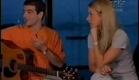 Paula Toller e George Israel no Por Acaso (2000) - parte 1