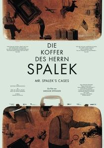 As Histórias do Sr. Spalek - Poster / Capa / Cartaz - Oficial 1