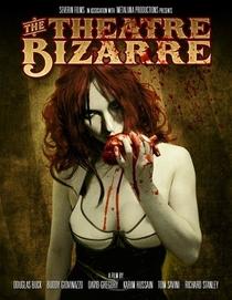 The Theatre Bizarre - Poster / Capa / Cartaz - Oficial 2