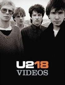 U2 - 18 Videos - Poster / Capa / Cartaz - Oficial 1