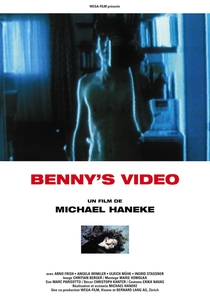 O Vídeo de Benny  - Poster / Capa / Cartaz - Oficial 3
