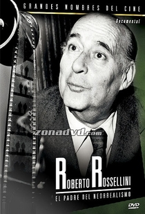 Roberto Rossellini: Fragmentos e Piadas - Poster / Capa / Cartaz - Oficial 2