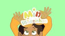 Min e as Mãozinhas - Poster / Capa / Cartaz - Oficial 1