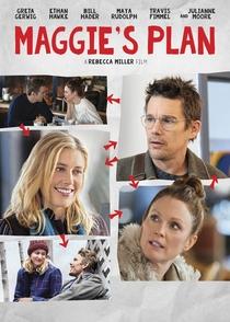 O Plano De Maggie - Poster / Capa / Cartaz - Oficial 6