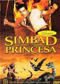 Simbad e a Princesa  - Poster / Capa / Cartaz - Oficial 3