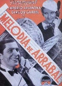 Melodia de Arrabal - Poster / Capa / Cartaz - Oficial 1