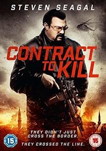 Contract to Kill - Poster / Capa / Cartaz - Oficial 3