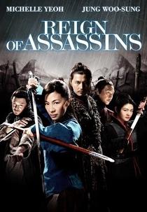 Reino dos Assassinos - Poster / Capa / Cartaz - Oficial 9